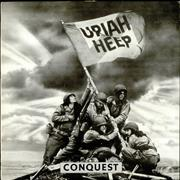 Click here for more info about 'Uriah Heep - Conquest'