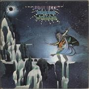 Click here for more info about 'Uriah Heep - Demons And Wizards - 1st + Inner - EX'