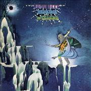 Click here for more info about 'Uriah Heep - Demons And Wizards - 1st - VG'