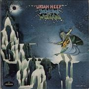 Click here for more info about 'Uriah Heep - Demons And Wizards - EX'