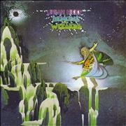 Click here for more info about 'Uriah Heep - Demons And Wizards - Green Swirl Vinyl'