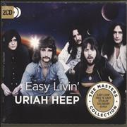 Click here for more info about 'Uriah Heep - Easy Livin''