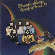 Click here for more info about 'Uriah Heep - Firefly Tour 77'