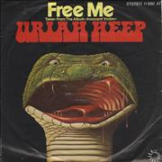 Click here for more info about 'Uriah Heep - Free Me'