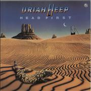 Click here for more info about 'Uriah Heep - Head First'