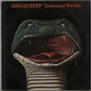 Click here for more info about 'Uriah Heep - Innocent Victim - EX'