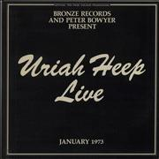 Click here for more info about 'Uriah Heep - Live + Inners'