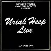 Click here for more info about 'Uriah Heep - Live'