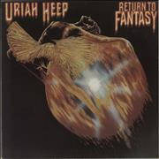 Click here for more info about 'Uriah Heep - Return To Fantasy'