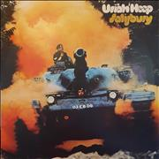 Click here for more info about 'Uriah Heep - Salisbury - Autographed'