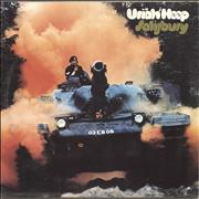 Click here for more info about 'Uriah Heep - Salisbury - EX'