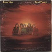 Click here for more info about 'Uriah Heep - Sweet Freedom - VG'