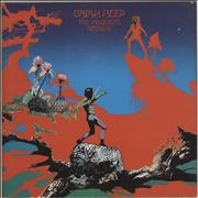 Click here for more info about 'Uriah Heep - The Magician's Birthday - 2nd - EX'