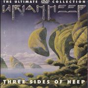 Click here for more info about 'Uriah Heep - Three Sides of Heep'