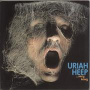 Click here for more info about 'Uriah Heep - Very 'Eavy Very 'Umble - German p/s'