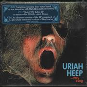 Click here for more info about 'Uriah Heep - ...Very 'Eavy ...Very 'Umble - Sealed'