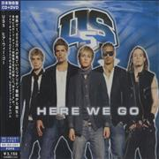 Click here for more info about 'Us5 - Here We Go'