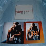 Click here for more info about 'Usher - 8701 Album Sampler'