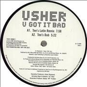 Click here for more info about 'Usher - U Got It Bad'