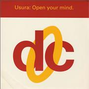 Click here for more info about 'Usura - Open Your Mind'