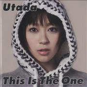 Click here for more info about 'Utada - This Is The One'
