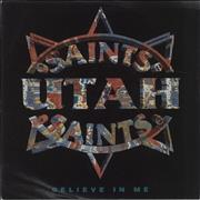 Click here for more info about 'Utah Saints - Believe In Me - Injection'