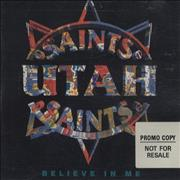 Click here for more info about 'Utah Saints - Believe In Me'