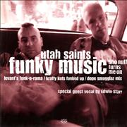 Click here for more info about 'Utah Saints - Funky Music'