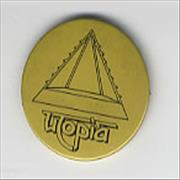 Click here for more info about 'Utopia (US) - Button Badge'