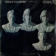 Click here for more info about 'Utopia (US) - Deface The Music - Sealed'