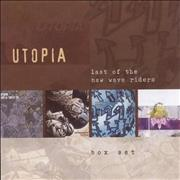 Click here for more info about 'Utopia (US) - Last of the New Wave Riders'