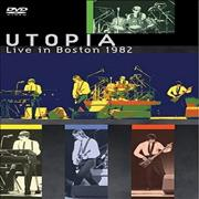 Click here for more info about 'Utopia (US) - Live In Boston 1982'