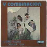 Click here for more info about 'V Combinacion - El Bimbo EP'