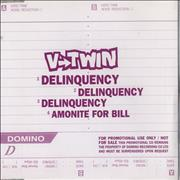 Click here for more info about 'V-Twin - Delinquency'