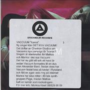 Click here for more info about 'Vacuum - Icaros - 2-track'