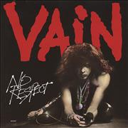 Click here for more info about 'Vain - No Respect'