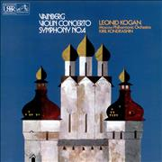 Click here for more info about 'Vainberg - Violin Concerto & Symphony No. 4'