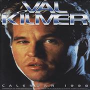 Click here for more info about 'Val Kilmer - Calendar 1998 - Oliver Books'