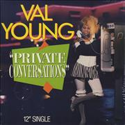 Click here for more info about 'Val Young - Private Conversations'