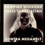Click here for more info about 'Vampire Weekend - Contra Megamelt'