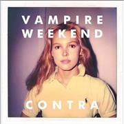 Click here for more info about 'Vampire Weekend - Contra'