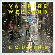 Click here for more info about 'Vampire Weekend - Cousins'
