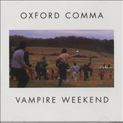 Click here for more info about 'Vampire Weekend - Oxford Comma'