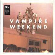 Click here for more info about 'Vampire Weekend - Vampire Weekend - Sealed'
