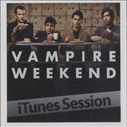 Click here for more info about 'Vampire Weekend - iTunes Session'