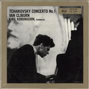 Click here for more info about 'Van Cliburn - Tchaikovsky Concerto No. 1'