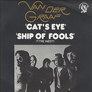 Click here for more info about 'Van Der Graaf Generator - Cat's Eye'