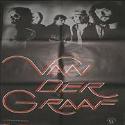Click here for more info about 'Van Der Graaf Generator - French Concert Poster'