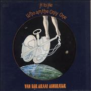 Click here for more info about 'Van Der Graaf Generator - H To He, Who Am The Only One - 3rd'