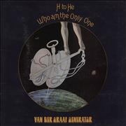 Click here for more info about 'Van Der Graaf Generator - H To He, Who Am The Only One - Pink Scroll - Ex'